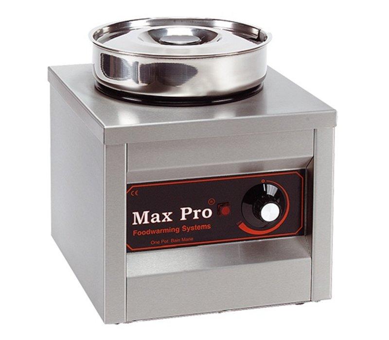 XXLselect Hotpot - Schokolade wärmer - 1 x 4,5 Liter