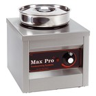 XXLselect Food Warmer | Stainless steel | 1x4,5 Liter | 29x26x26cm (HxLxW)