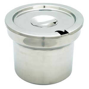 XXLselect Bain Marie pot - With cover