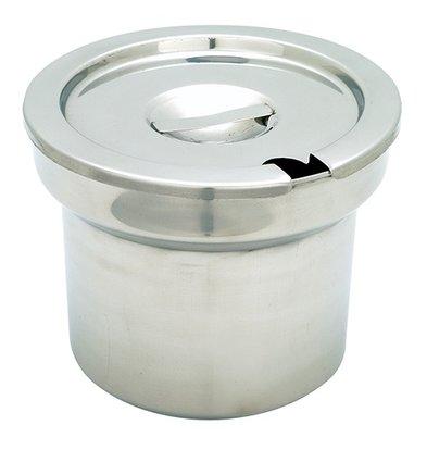 XXLselect Bain Marie pot - Met deksel