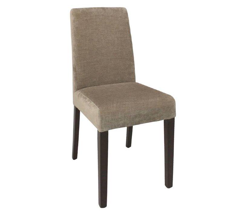 Bolero Dining Chair Beige - Price per 2 pieces