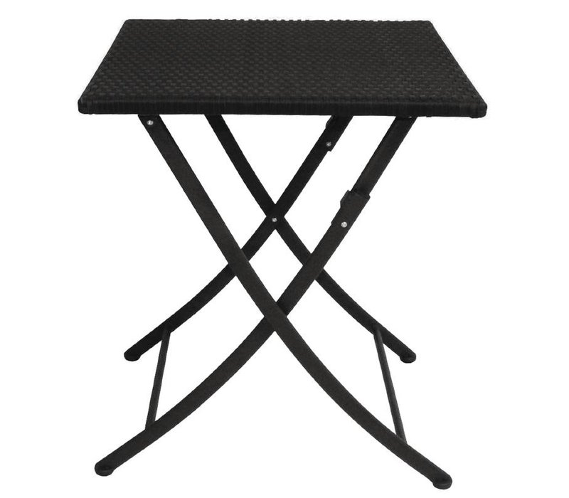 Inklapbare horeca tafel kopen bolero gagl302 xxlhoreca for Opklapbare tafel