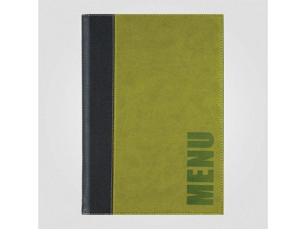 XXLselect Menu Trendline Green A5