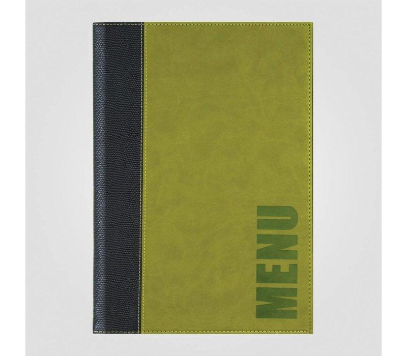 XXLselect Menukaart Trendline Groen A5