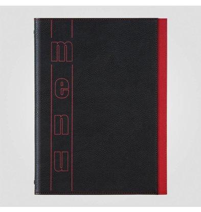 XXLselect Menü Trendline Farbe - Rot A4