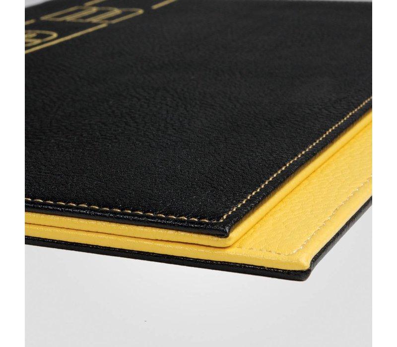 XXLselect Menukaart Trendline Color - Creme A4