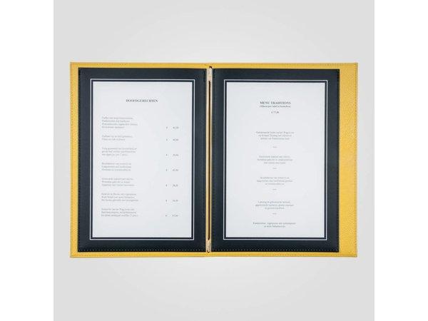 XXLselect Menu Trendline Color - Yellow A4