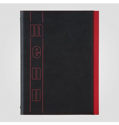 XXLselect Menü Trendline Farbe - Rot A5