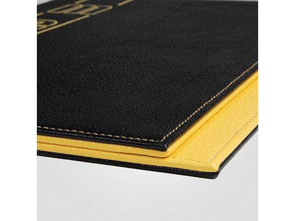 XXLselect Menukaart Trendline Color - Creme A5