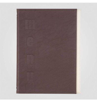 XXLselect Menü Trendline Classic - Braun A4