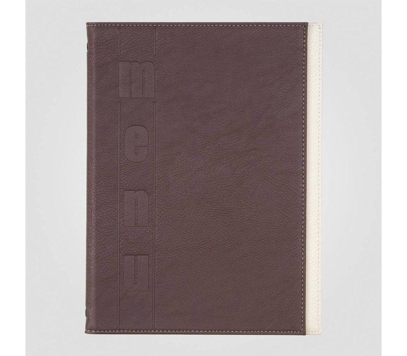 XXLselect Menu Trendline Classic - Brown A4