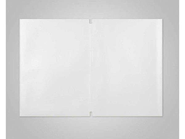 XXLselect Insteekhoezen Deluxe - A5 - 4 Leeszijdes - Prijs per 10 stuks
