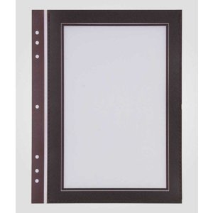 XXLselect Square Format Passe-partout Brown