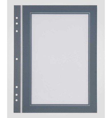 XXLselect Square Format Passe-partout Gray