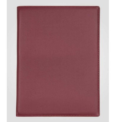 XXLselect Menu Classic Calf - simili CALF LEATHER - Bordeaux A4