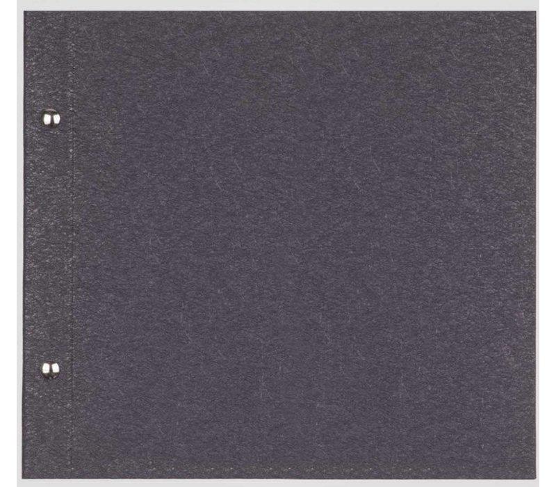 XXLselect Menu Library Fibre - Aubergine - Square Model