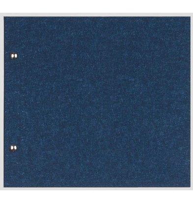 XXLselect Menu Library Fibre - Blue - Square Model