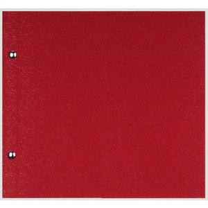 XXLselect Menü Bibliothek Fibre - Rot - Platz Modell