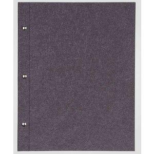 XXLselect Menu Library Fibre - Eggplant A4