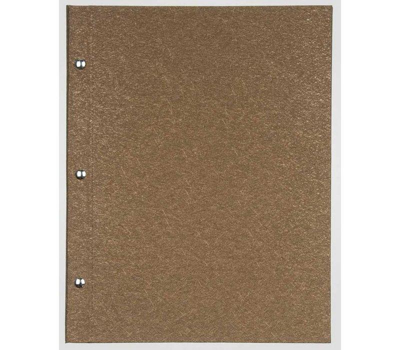 XXLselect Menü Bibliothek Fibre - Gold A4