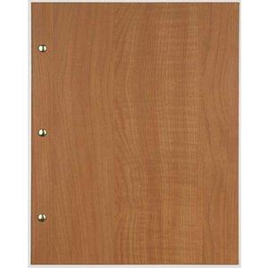 XXLselect Menu Library Wood - Beech Oak A4
