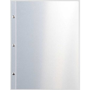 XXLselect Menukaart Metal Light - Aluminium A4