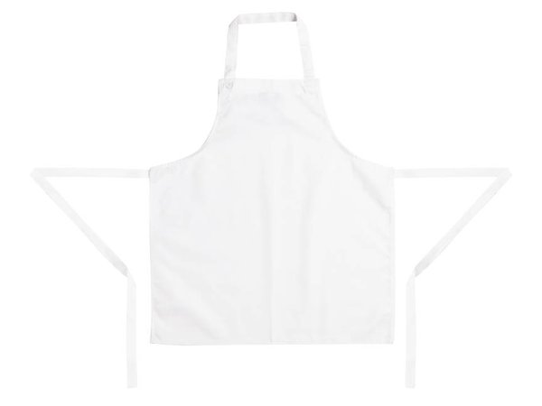 XXLselect Kids Apron - White - Unisex