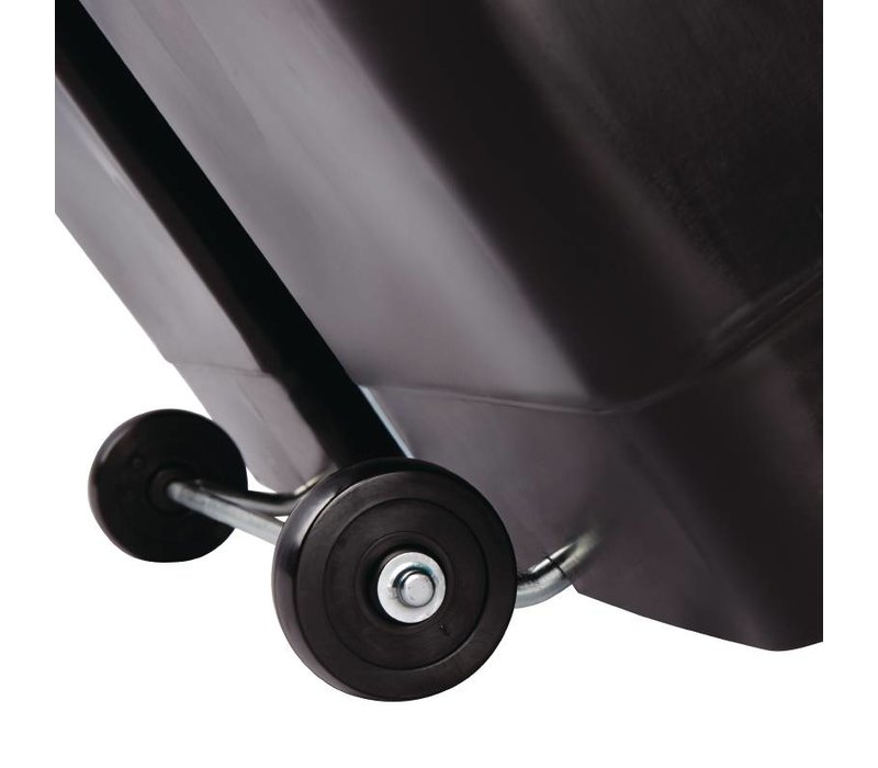XXLselect AfvalbakRubbermaid smart step on with front pedal 50L - Different colors - 457x292x (H) 719mm