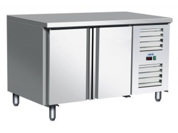Saro Cool Workbench 2 Doors - 136x70x (h) 89-95cm