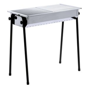 Hendi Hendi Barbecue Charcoal BBQ - Patio 2 Schedules | 770x380x840 (h) mm