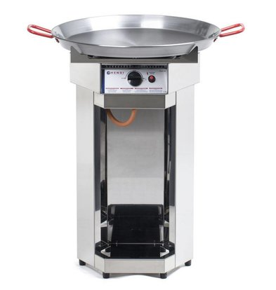 Hendi Hendi Fiesta BBQ Gas   Barbecue rounds XL   600mm Diameter Pan   propane   PROFESSIONAL