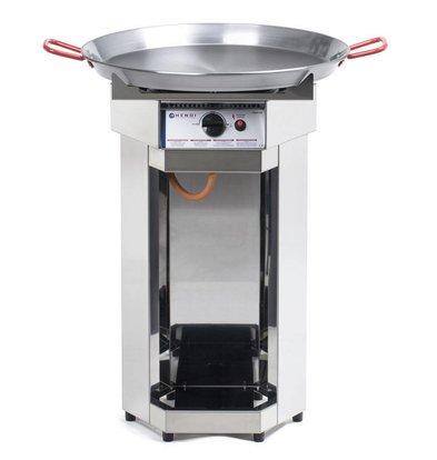 Hendi Hendi Fiesta BBQ Gas | Ronden Barbecue XL | 600mm Diameter Pan | Propaangas | PROFESSIONEEL