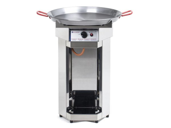 Hendi Hendi Fiesta BBQ Gas   Barbecue laps XL   600mm Diameter Pan   Propane   PROFESSIONAL