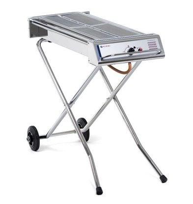 Hendi Hendi Gas Xenon Pro | 1120x410x (h) 900mm | Ideal for BBQ SATE!