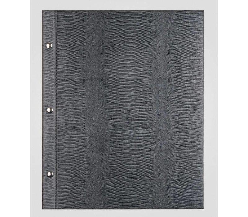 XXLselect Menukaart Library Lizard - Rood A4