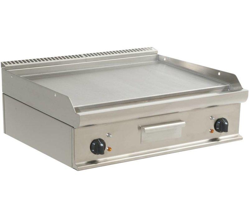 Saro Smooth griddle Electric Tabletop Casta - 80x70x (h) 27cm - 400V / 10,8kW