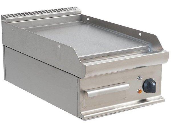 Saro Glatte Grillplatte Elektro-Tabletop Casta - 40x70x (h) 27cm - 400V / 5,4kW