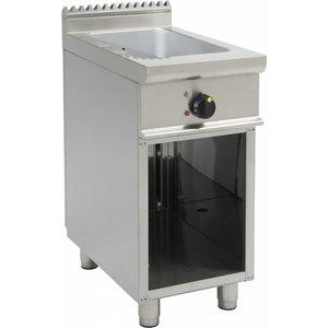 Saro Bain-Marie | 1 / 1GN | Electrical | Mit Open Frame Casta | 400x700x (H) 850mm