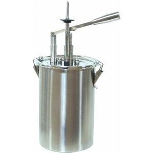 Saro Beheizte Soßenspender - 4,5 Liter