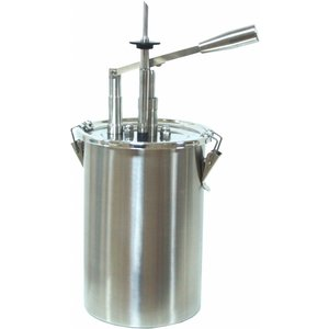 Saro Heated Sauce Dispenser - 4.5 Liter