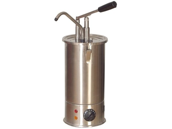 Saro Verwarmde Saus Dispenser - 3 Liter