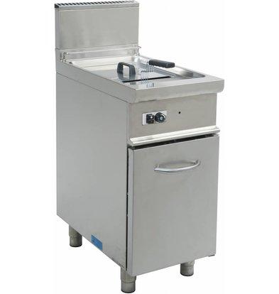 Saro Fryer Casta | Gas | 13 Liter | 11,2kW | Mit Berg | 40x70x (h) 85cm