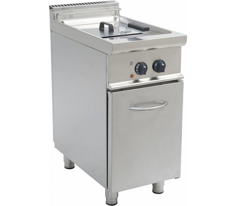 Saro fryer | electric | 13 Liter | 400V | 12 kW | With Mount Casta | 400x700x (H) 850mm
