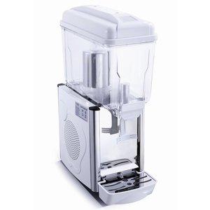 Saro Gekoelde dranken dispenser 12 Liter - Wit