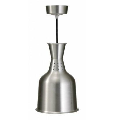 Saro Warmte Lamp Basic - Infrarood - Aluminium - 250W/230v - Ø 184 x L 288 mm