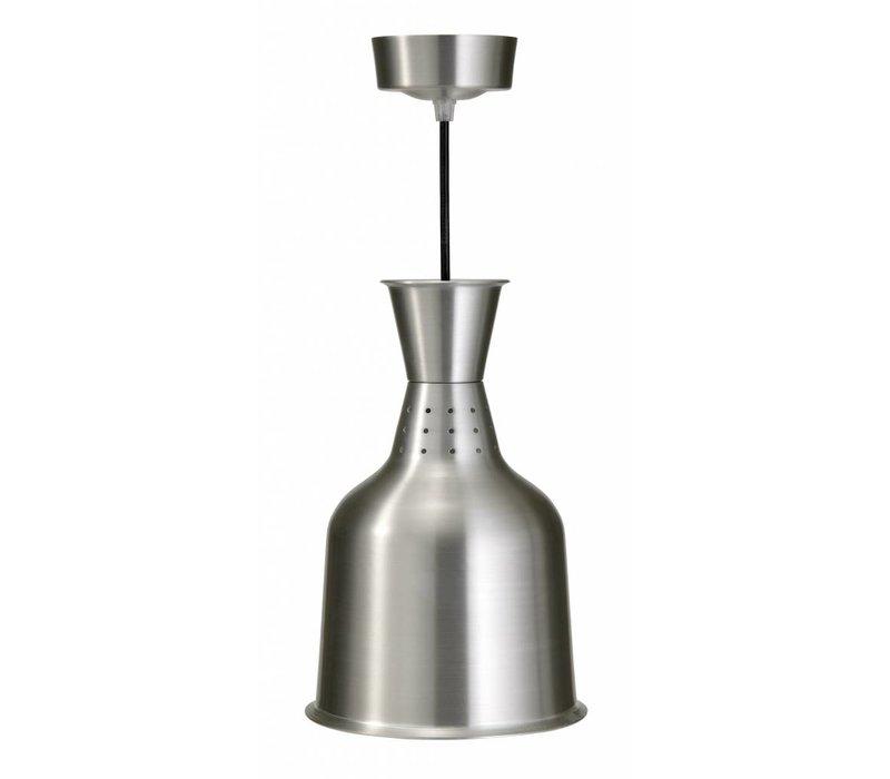 Saro Heat Lamp Basic - Infrared - Aluminium - 250W / 230V - Ø 184 x L 288 mm