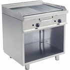 Saro Griddle Smooth / Ribbed Gas Open Frame Casta - 80x70x85cm - 12KW