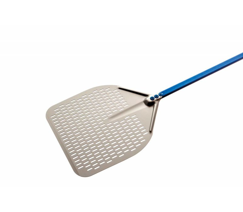 Saro Pizza shovel Perforated Professional - 184cm - Made in Europe