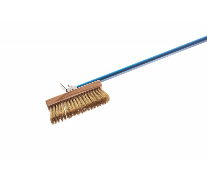 Saro Pizza Professional Cleaning Brush - 161cm - Made in Europe