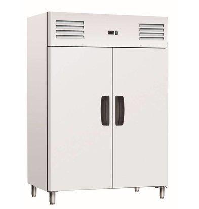 Saro Freezer Professional - 1200 Liter - 134x81x (h) 200cm - 2 Jahre Garantie